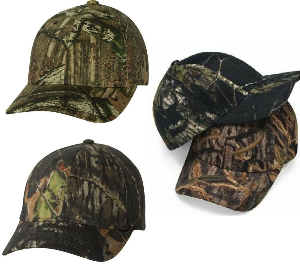 Flexfit 6999 Mossy Oak Camouflage Infinity Fitted Cap Camo