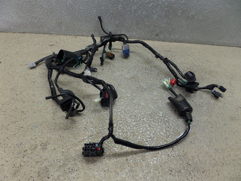 250r wiring harness 250r wiring harness 2012 honda cbr 250r main wiring harness electrical plug ... #2