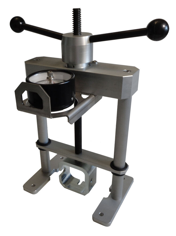 1 000lbs Capacity Analog Pull Tester With Roofing Screw