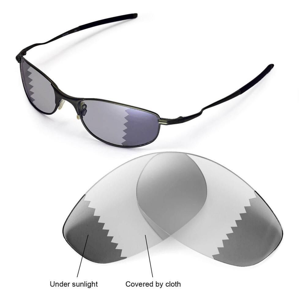 Wl Polarized Transition Photochromic Replacement Lenses