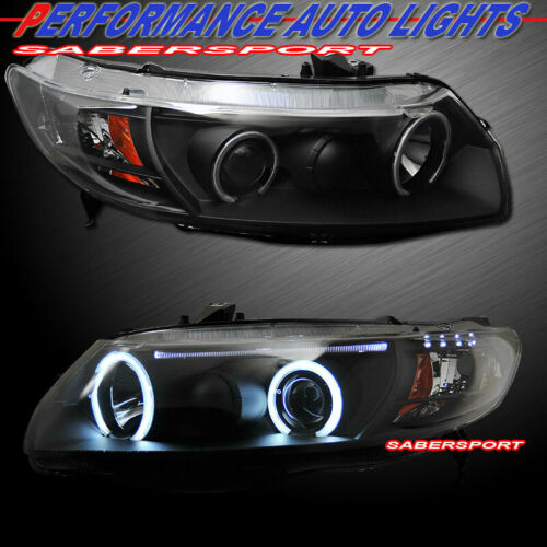 set-of-pair-black-halo-projector-headlights-for-20062011-honda-civic-2dr-coupe