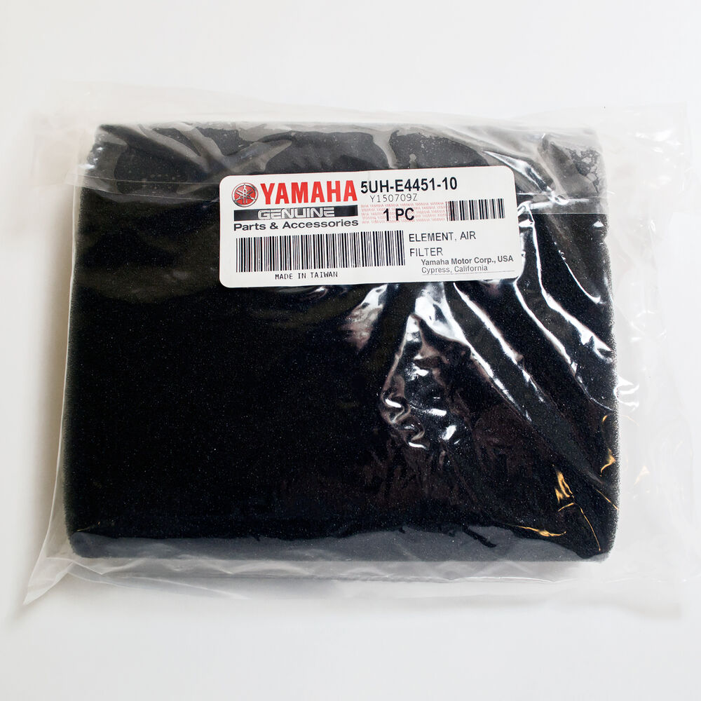 Yamaha Atv Accessories Grizzly ... Cleaner Element Bruin Kodiak Wolverine Grizzly *READ* E0493 | eBay