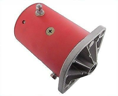 Fisher snow plow motor a5819 mm18996 46 2473 new ebay for Motor vehicle inspection flemington nj