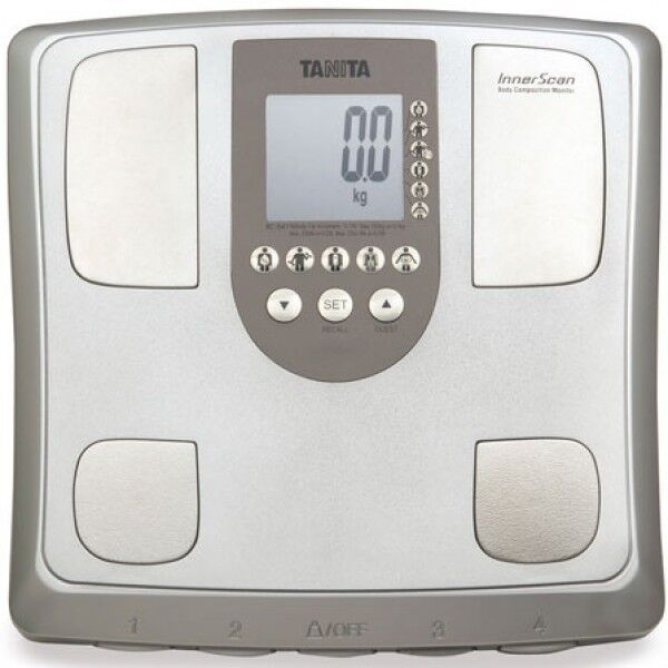 Tanita Digital Innerscan Full Body Composition Scales Bc