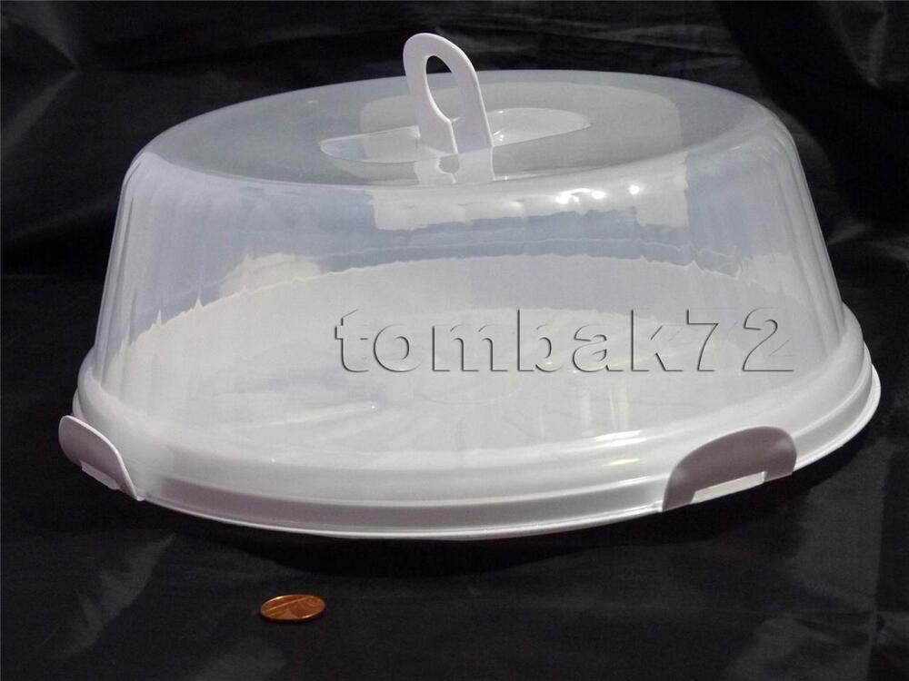 Large Clear Plastic Cake Boxes