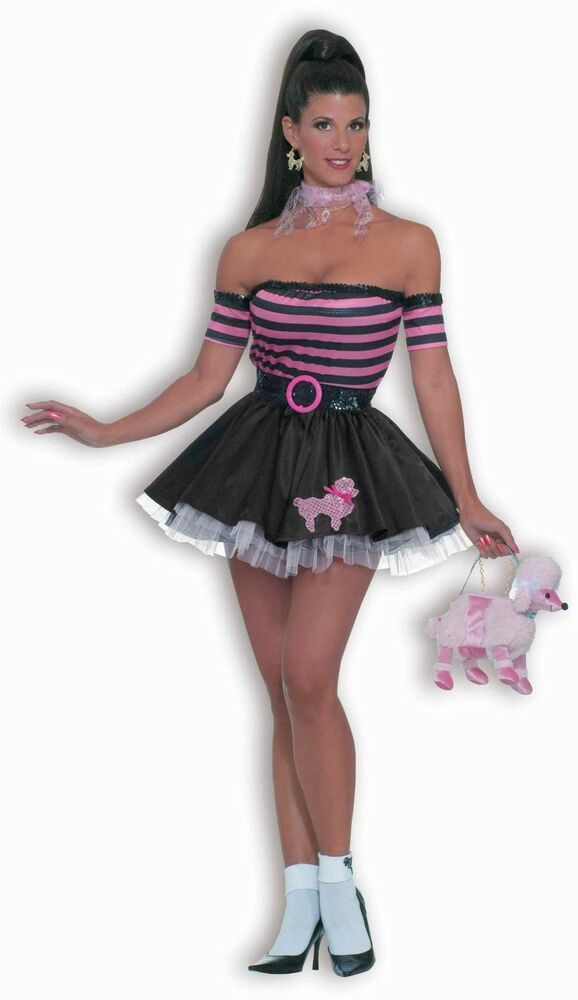 50s adult costume poodle skirt