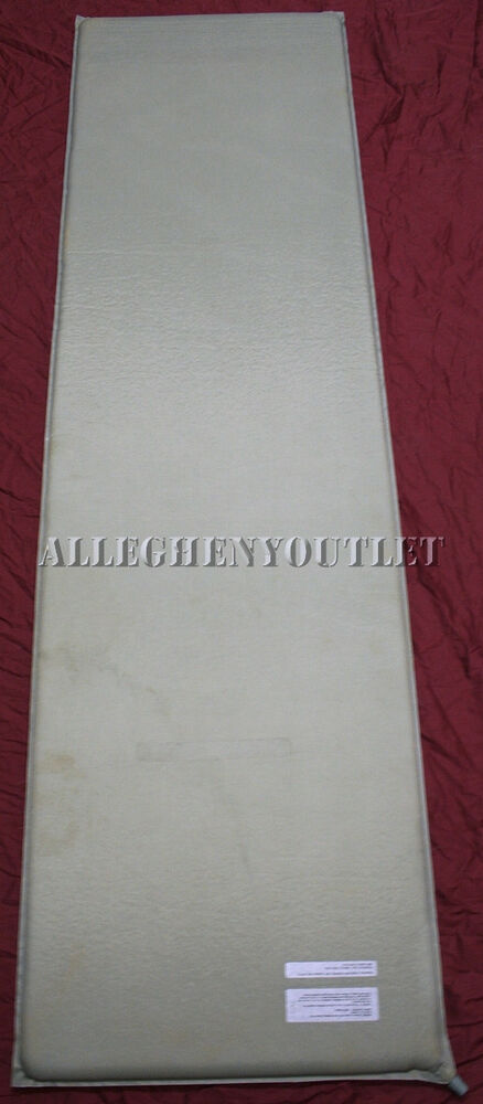 Us Military Hiker Therm A Rest Self Inflating Sleeping Pad