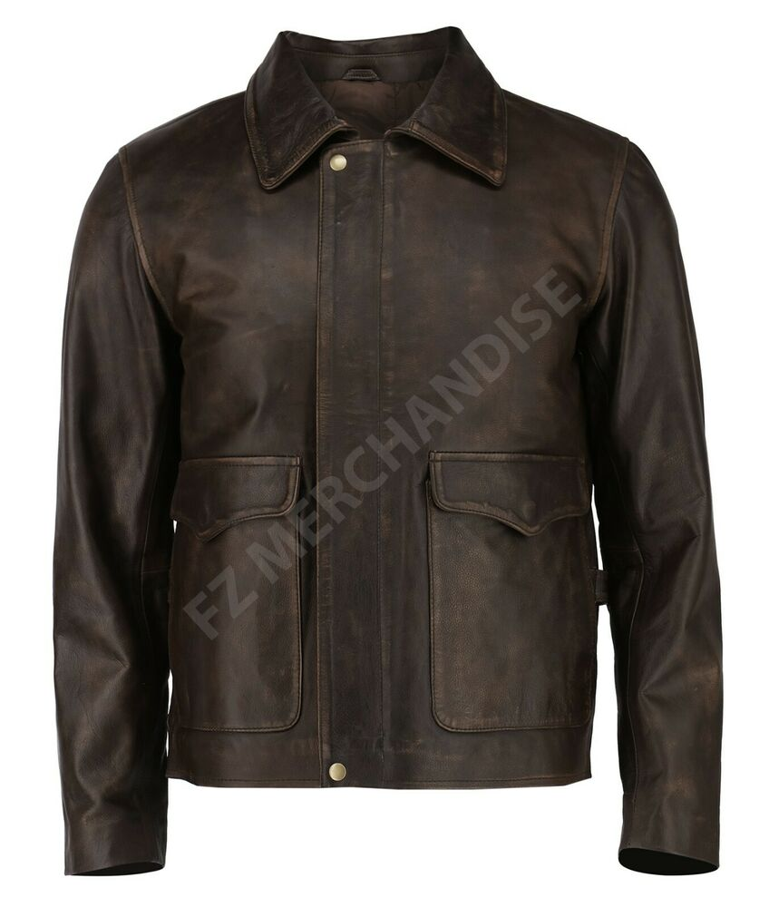 Ford leather jacket