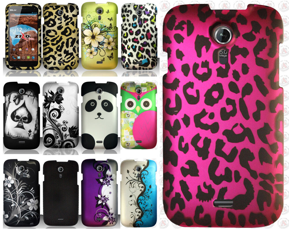 Case Design rubberized cell phone cases ... BLU Studio 5.0 D530 HARD Rubberized Protector Case Phone Cover : eBay