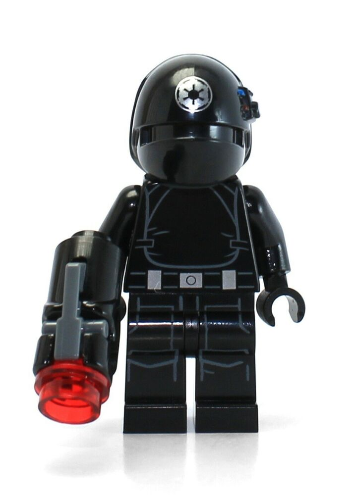 lego star wars minifigure imperial gunner closed mouth set 75034 ebay. Black Bedroom Furniture Sets. Home Design Ideas