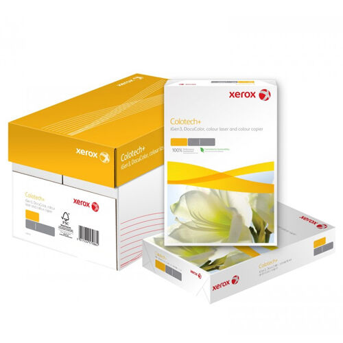 Xerox colotech printer paper click for size weight for Printer paper size