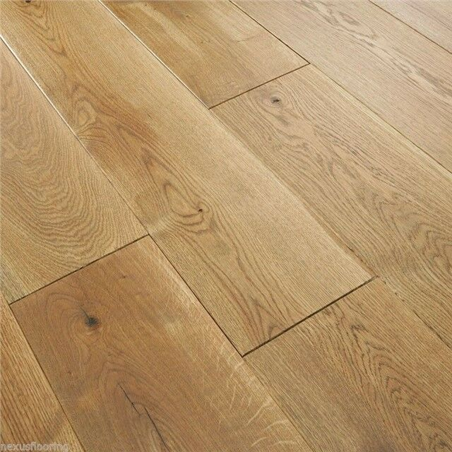 190mm engineered wood flooring oiled oak floor wide real for Real oak hardwood flooring