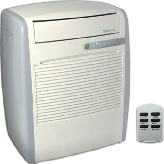 Mini Portable Air Conditioner Compact Room Ac