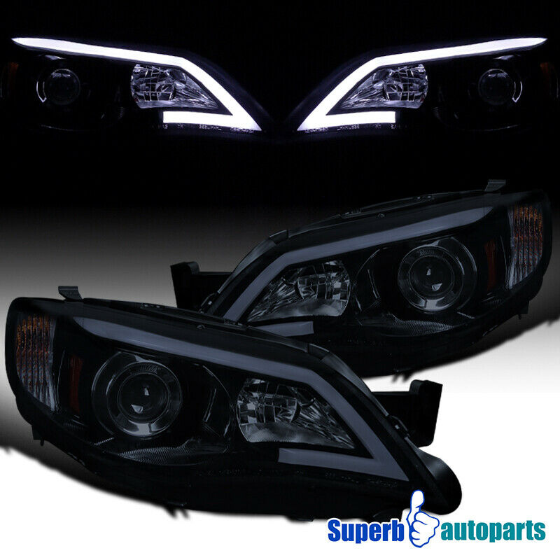08: For 08-11 Subaru Impreza Outback LED DRL Projector