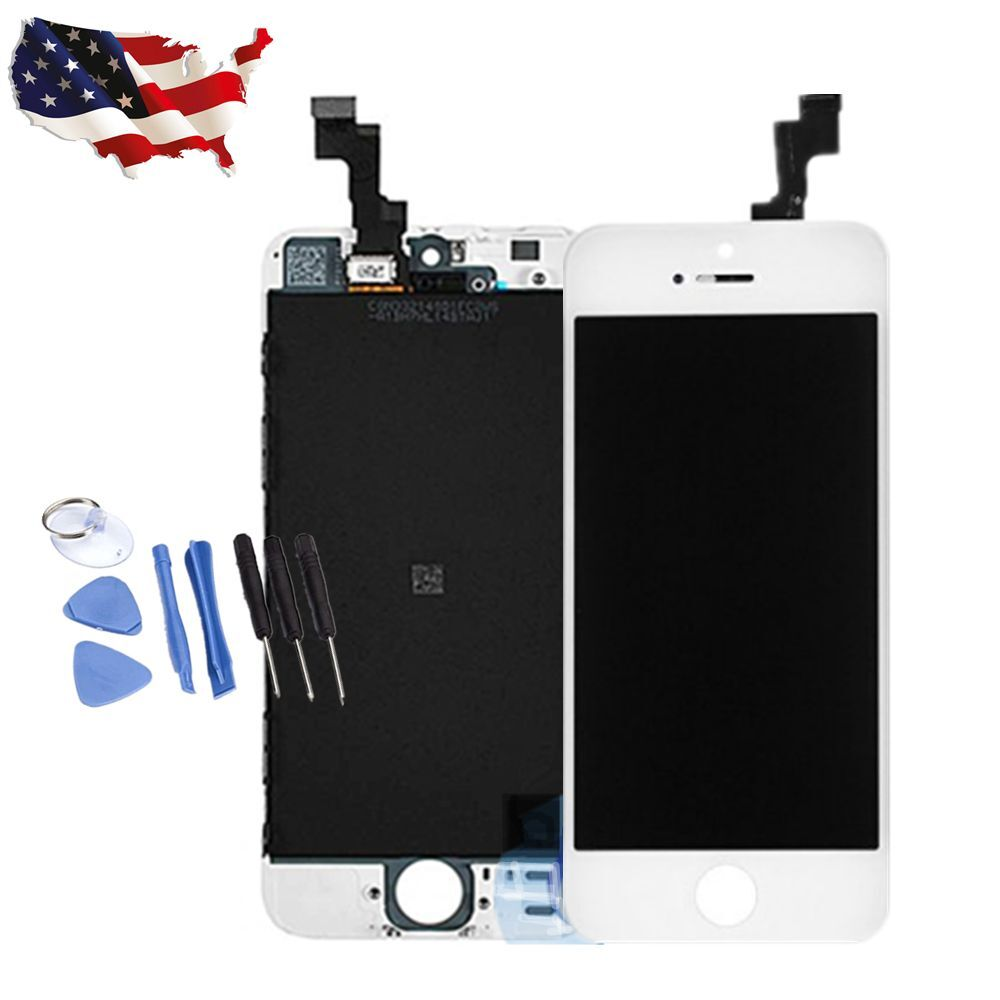 new screen for iphone 5 new iphone 5s lcd display touch glass screen replacement 17860