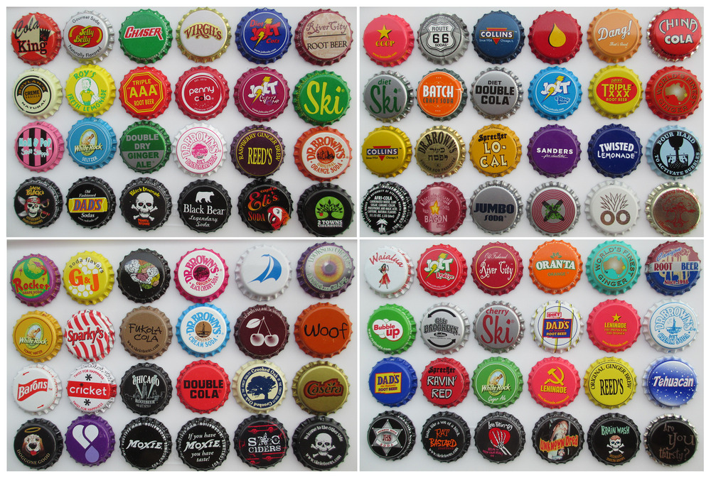 500 Soda Bottle Crown Caps Quot Uncrimped Quot Listing In Soda