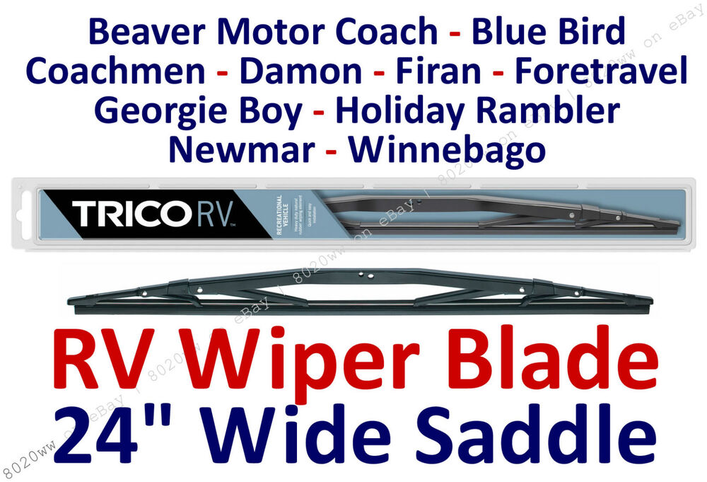 Wiper Blade Beaver Motor Coach Blue Bird Coachmen Damon