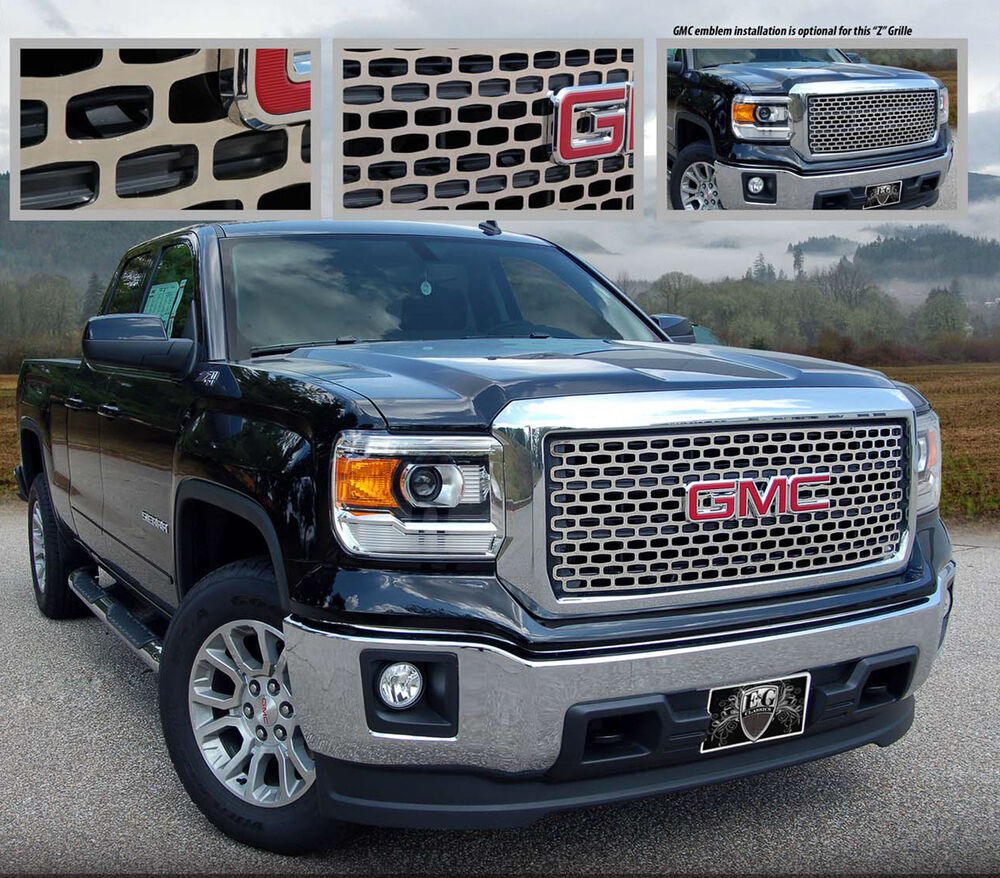 2015 gmc sierra denali grille emblem autos post. Black Bedroom Furniture Sets. Home Design Ideas