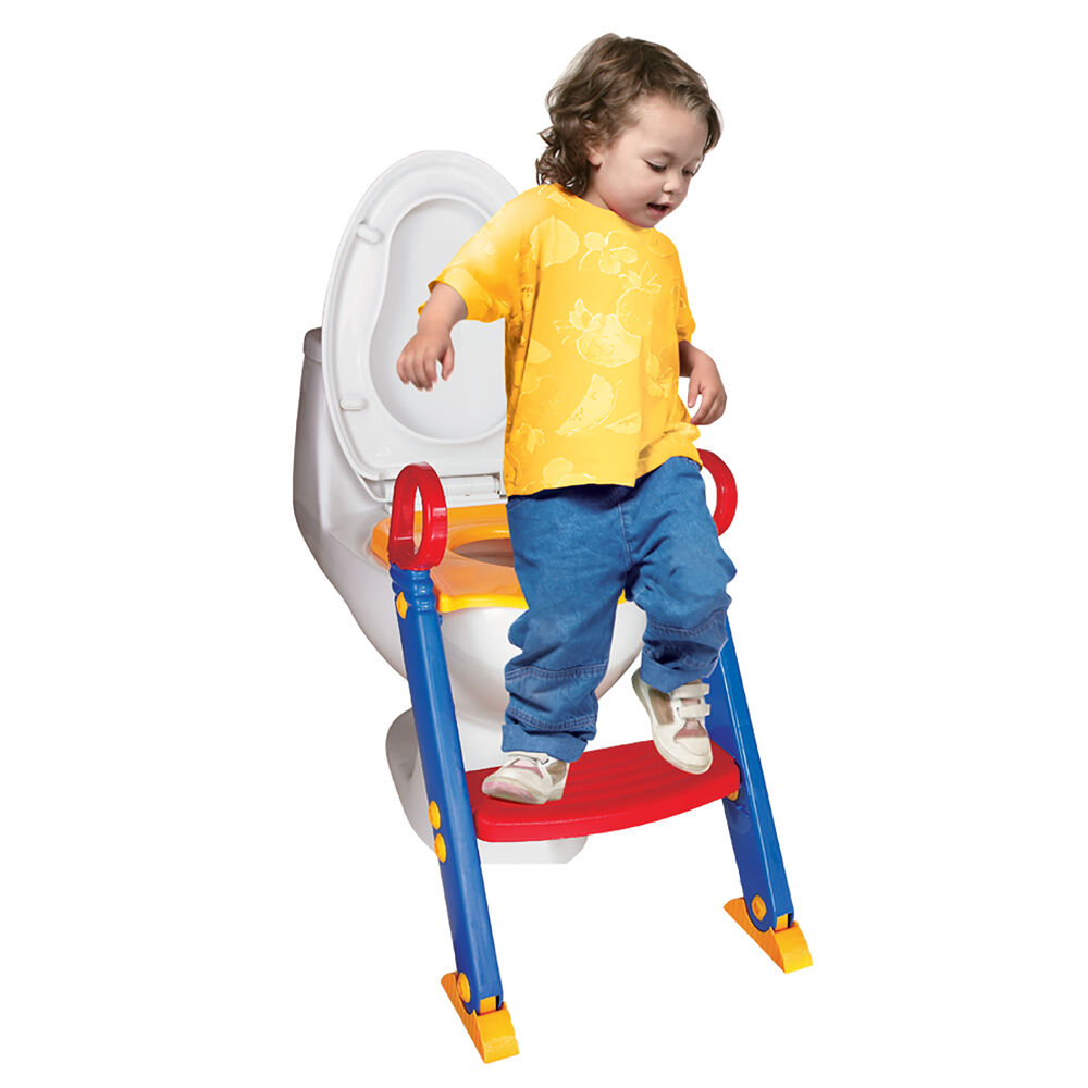 Chummie Joy 6 In 1 Potty Training Ladder Step Up Seat For