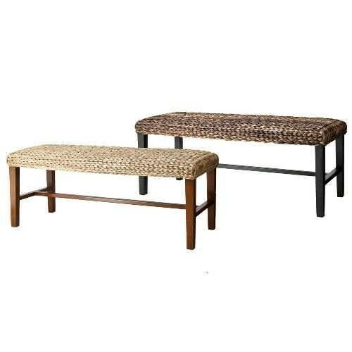 Andres Seagrass Bench Ebay