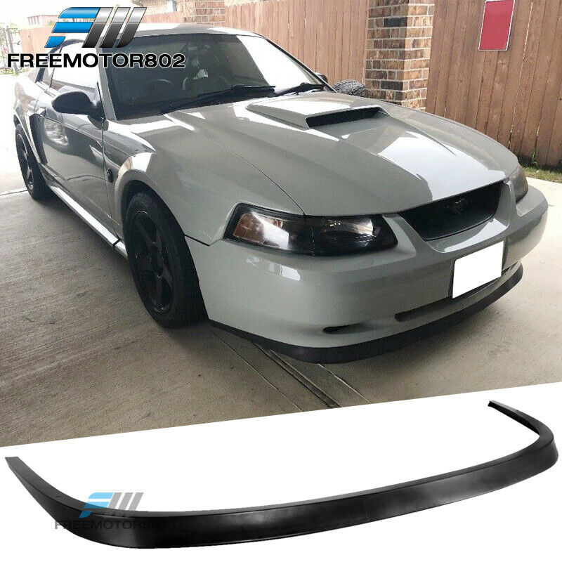 99 Ford Mustang: For 99-04 Ford Mustang SVT GT Front Bumper Lip OE Style