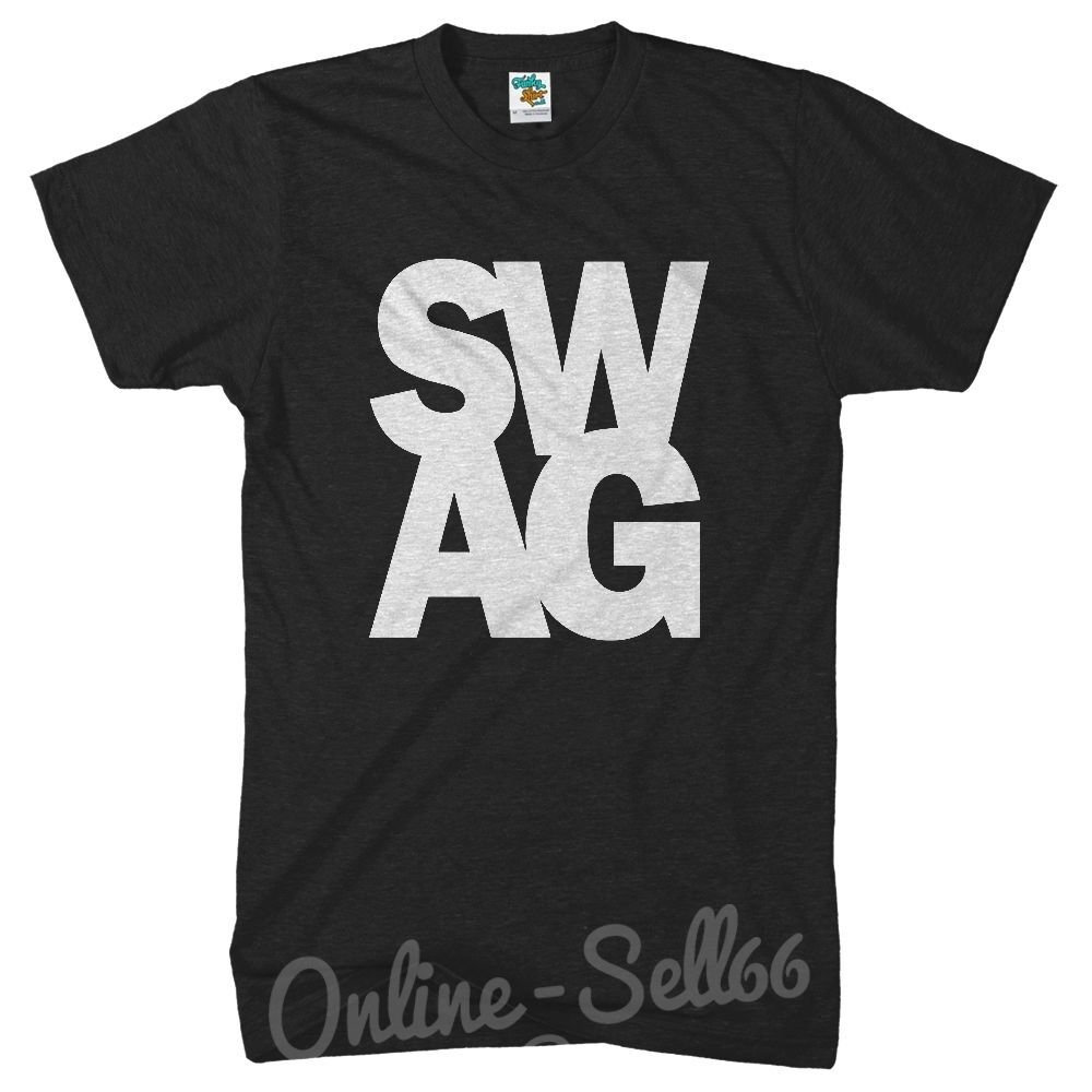 Details about SWAG Square Mens Tshirt Swag Hipster Womens T Shirt Top Money  Dope NYC Hip Hop e88f5cb0303