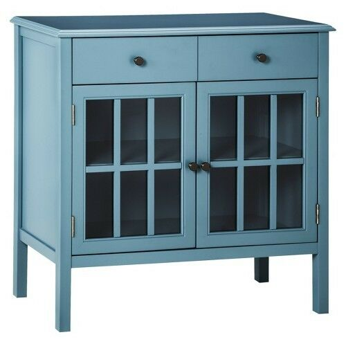 threshold accent cabinet threshold windham accent cabinet with drawer ebay 27184