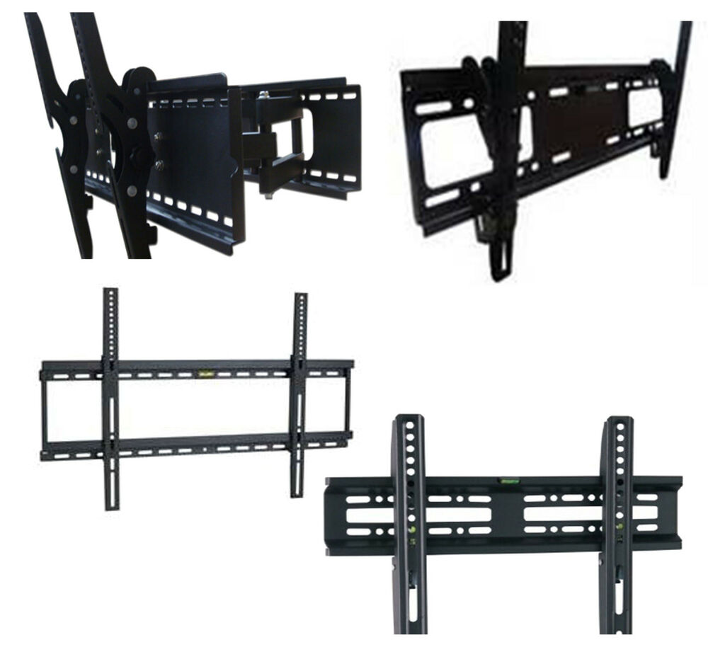 Lcd Led 3d Tv Wall Bracket Mount Tilt Swivel 37 40 42 47