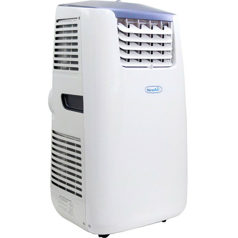 Portable Heat And Air Units : Btu portable air conditioner heat pump room ac