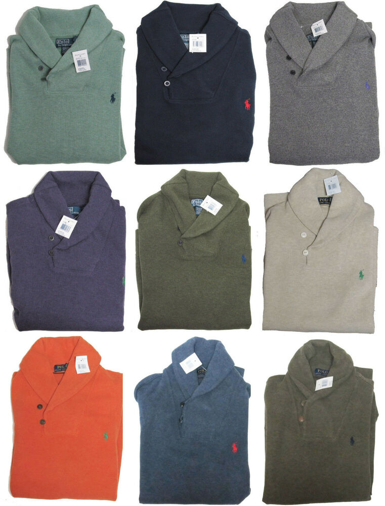 Merino Wool Sweater Men