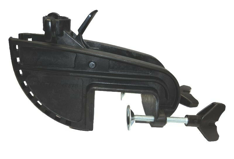 Minn kota trolling motor bracket transom mount brand new for Mounting a transom mount trolling motor on the bow