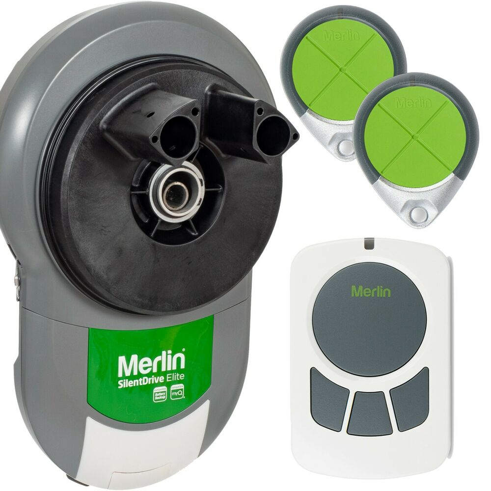 Garage Door Opener Roller Motor Automatic Garage Merlin