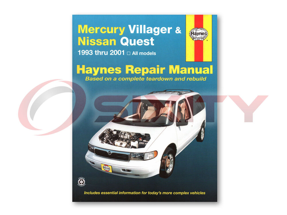 Free 2005 Nissan quest Service Manual