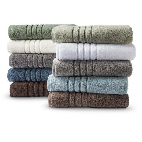 Fieldcrest Purple Towels: Fieldcrest Luxury Solid Towels