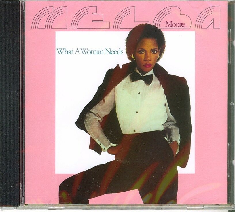 Melba Moore A Lot Of Love