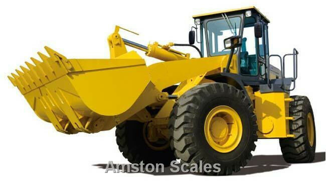 Tractor Bucket Cylinders : Front end loader hydraulic scale system backhoe on board