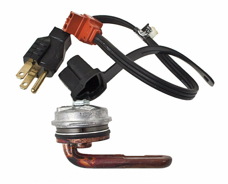 Tractor Fuel Heater : Block heater engine ford
