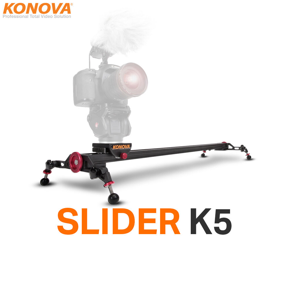 Konova slider k5 150cm 59 0 compatible motorized Motorized video slider