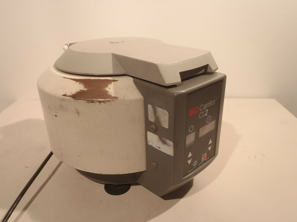Thermo Iec Centra Cl 2 Benchtop Table Top Heavy Duty Cl2