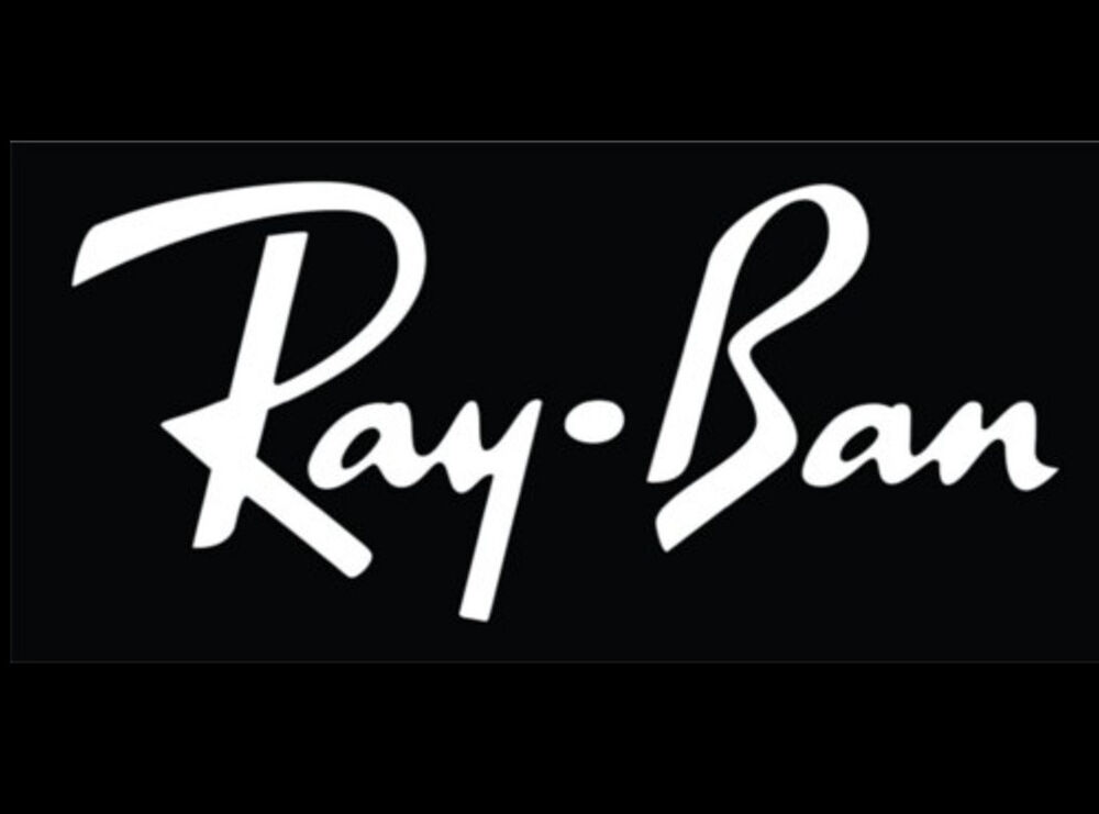 Vinyl Window Decals : Ray ban sunglasses vinyl window decals car mirror
