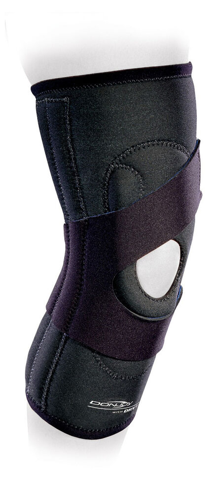 Donjoy Lateral Quot J Quot Sports Patella Tracking Knee Brace
