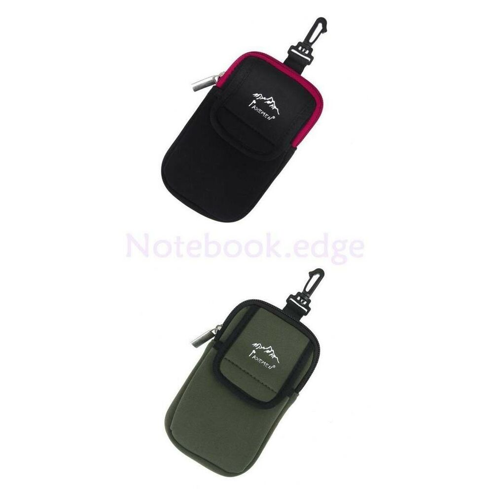 Belt loop phone pouch