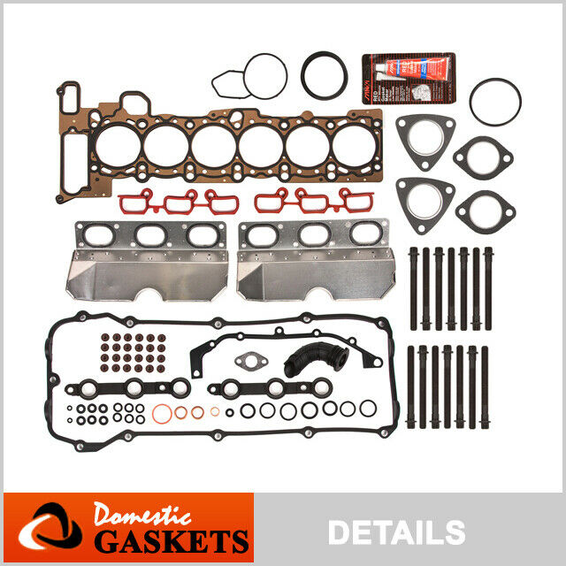 2012 Bmw X5 M Head Gasket: 01-06 BMW Z3 Z4 X3 X5 325 330i 525 530i 2.5 3.0L Head