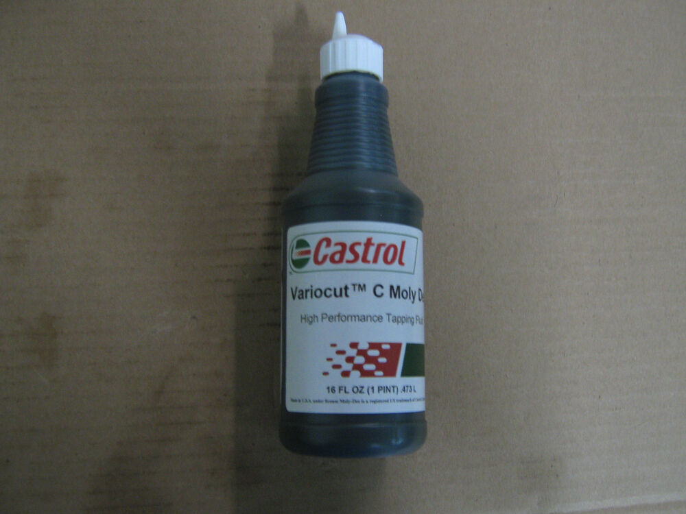 1 pint of castrol moly