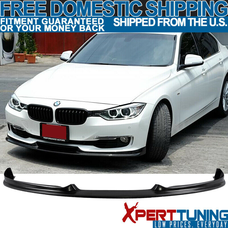 Fit 2012-2015 BMW F30 3Series Sedan 4Dr H Style Front