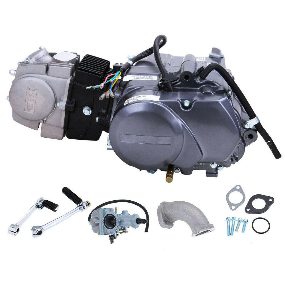 Complete Engines For Sale Page 85 Of Find Or Sell: 125CC CDI Dirt Bike Engine Motor Carb 124cm3 For Honda