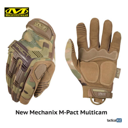 img-Genuine Mechanix Tactical M-PACT Gloves in Multicam MTP all sizes MPACT