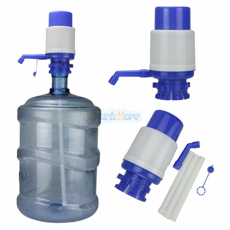 bottle and tap water