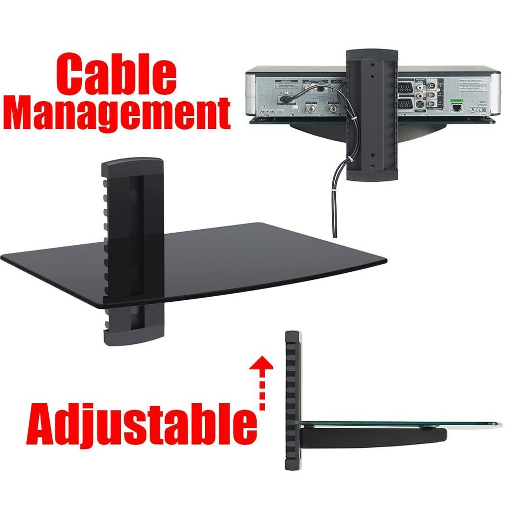 Wall Mount Tv Wiring Components Data Diagrams 1 Tier Glass Shelf Bracket Under Component Hiding Cords On Mounted