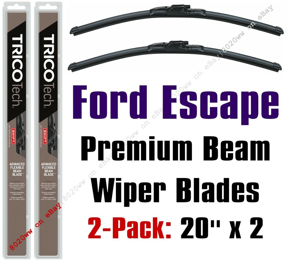 how to change wipers ona 2012 ford escape